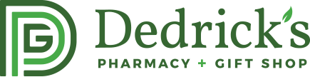 Dedrick's Pharmacy logo
