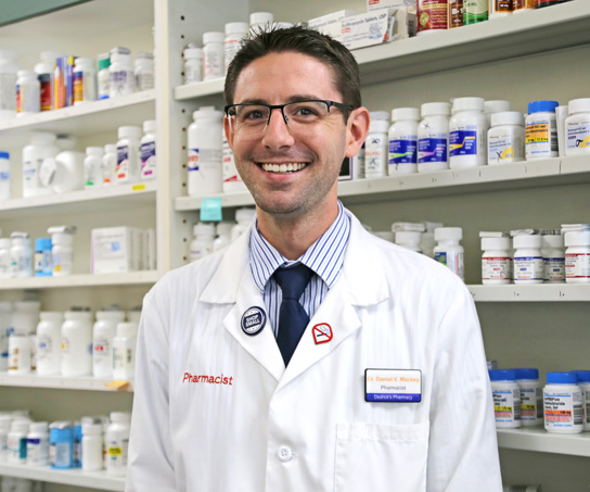 Daniel Mackey Pharmacist