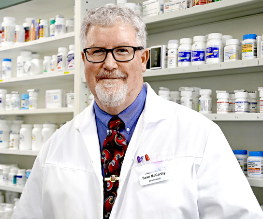 Sean McCarthy Pharmacist