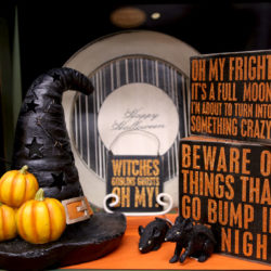 Halloween Witch Giftware