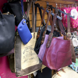 Handbags and Slippers